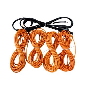 硅胶碳纤维发热线(K型接头)